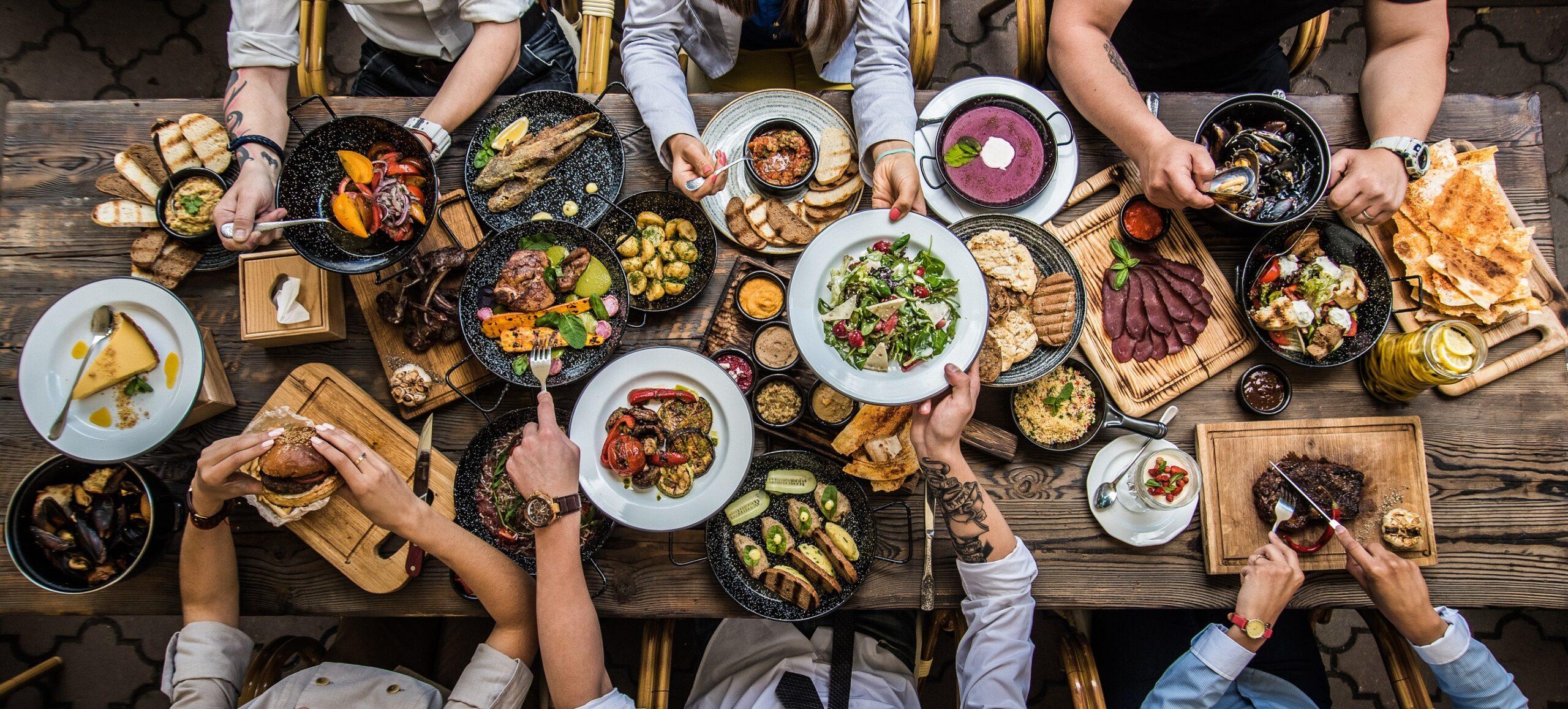 The Universal Language of Food
