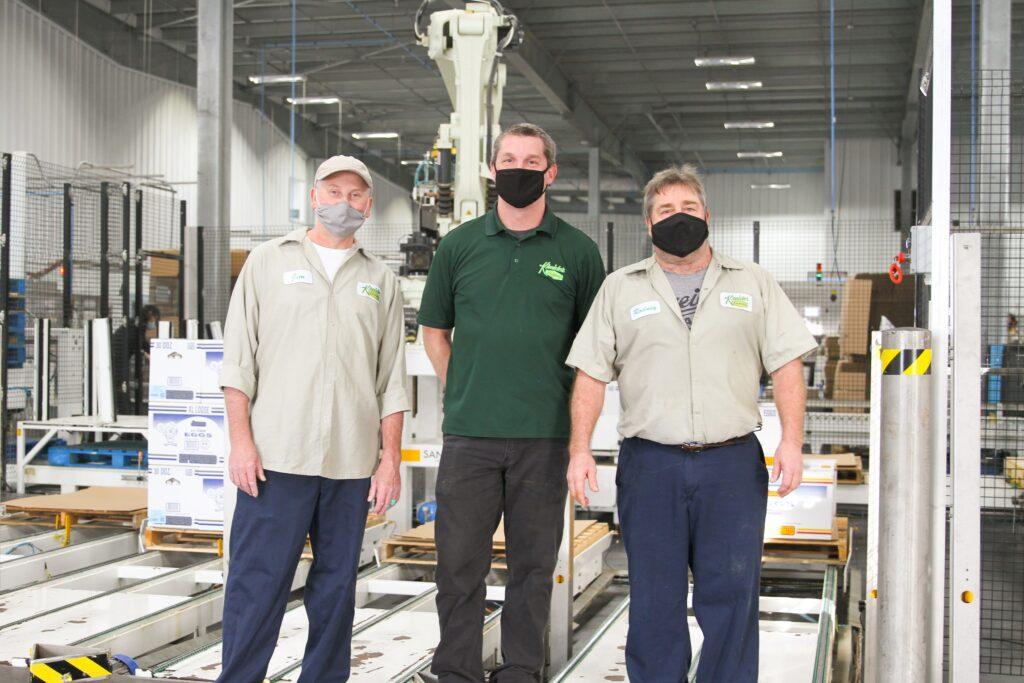 Maintenance Technicians at Kreider Farms