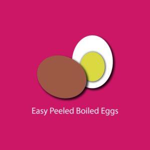 egg myth infographic - easy peeled eggs